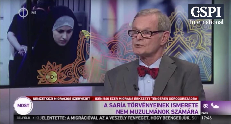 Migráció és iszlám videó